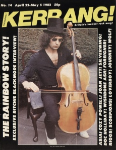 Kerrang! No.14 - April 22 - May 5 1982